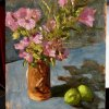 """Still Life #33"" 12x16"" Oil on Board ($350)"