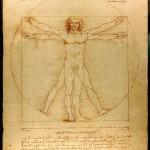 Vitruvian man - The Original