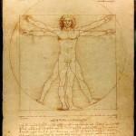 Vitruvian man - The Original