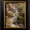"""Garrapata Falls"" 8x10 Oil on Board"